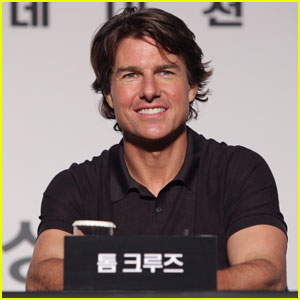 Tom Cruise Brings 'Mission: Impossible' to South Korea