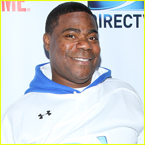 Tracy Morgan Performs For The Fir