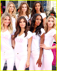 Victoria's Secret Models Say World is Ready for Plus Size Angel!