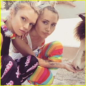 Who is Stella Maxwell? Meet Miley Cyrus' Rumored Girlfriend!