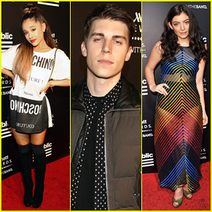 Ariana Grande, Lorde & Nolan Funk Bring Star Power to MTV VMAs After Party!