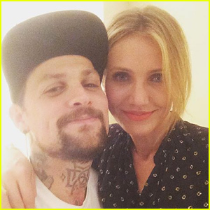Benji Madden Posts Sweetest Message for Cameron Diaz on He