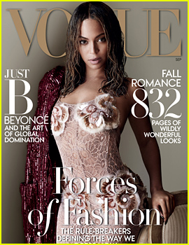 Beyonce Is Stunning for Vogue September 2015 Cover