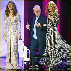 Celine Dion Makes Triumphant Return To Las Vegas Stage!