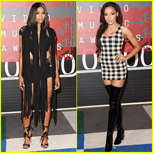 Ciara & Tinashe Slay On the MTV VMAs 2015 Red Carpet