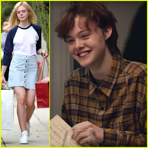 Watch Elle Fanning Make Her Transition In New 'About Ray' Trailer