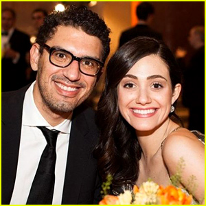 Emmy Rossum Is Engaged to Director Sam Esmail!