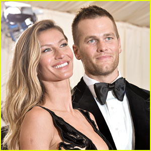 Gisele Bundchen Celebrates Tom Brady's Birthday with Intimate Beach Photo!