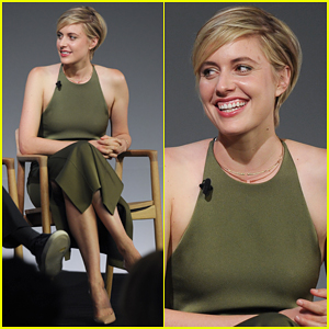 Greta Gerwig: 'I Like Confidence That's Not Totally Based On Anything'