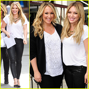 Hilary & Haylie Duff Team Up to Put an End To Mommy Judgement