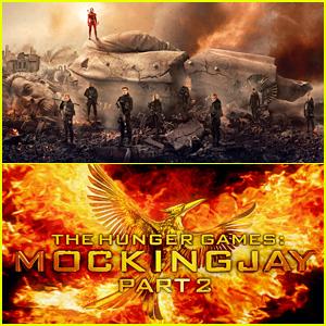 Epic New 'Hunger Games: Mockingjay Part 2' Poster Revealed!