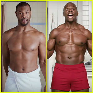 Isaiah Mustafa & Terry Crews' New Old Spice Commercial is Here!