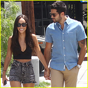 Jesse Metcalfe & Cara Santana Escape to a Malibu Wellness Retreat