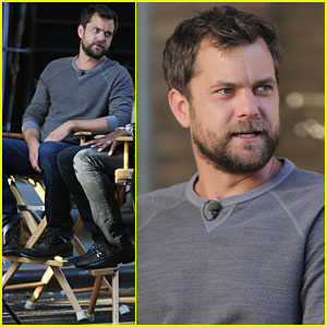 Joshua Jackson & The Cast Of 'The Affair' Stop By 'Extra'