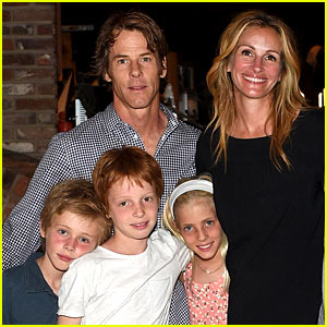 Julia Roberts' Kids Are Gr