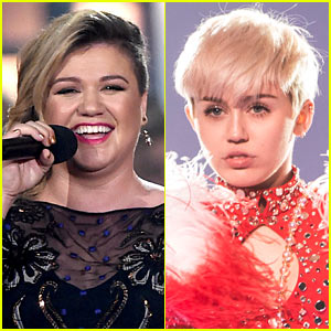 Kelly Clarkson Covers Miley Cyrus' 'Wrecking Ball' Live (Vid