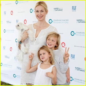 Kelly Rutherford Releases Statement After Judge Orders Her Children Back to Monaco