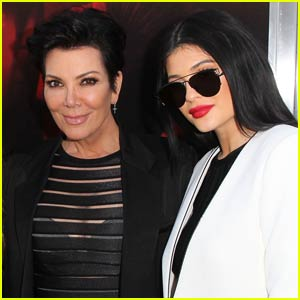 Kris Jenner on Kylie Jenner Growing Up: 'She's Handling It Real