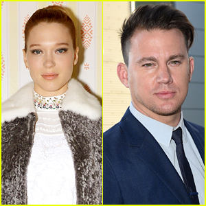 Lea Seydoux Offered 'Gambit' Lead Role Opposite Channing Tatum