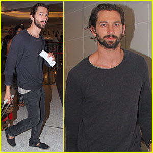 Game of Thrones' Michiel Huisman Heads Out Of LA