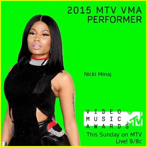 Nicki Minaj is Set to Open the MTV Video Music Awards 2015!