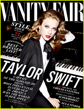Taylor Swift Talks About Becoming Friends with Kanye West in 'Vanity Fair'