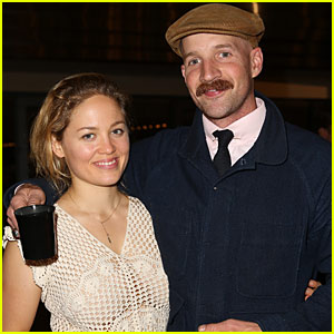Erika Christensen and Cole Maness  married