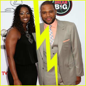 'Black-ish' Star Anthony Anderson Is Getting Divorced