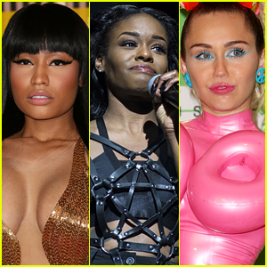 Azealia Banks Slams Nicki Minaj & Miley Cyrus: 'It's a Contest of the Basics'