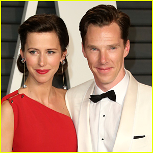 Find Out What Benedict Cumberbatch & Sophie Hunter Named Their Son!