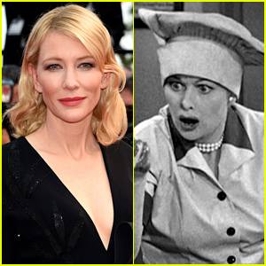 Cate Blanchett to Play Lucille Ball in Aaron Sorkin's Biopic (Report)