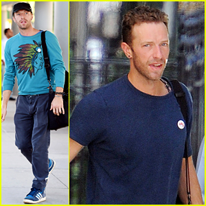 Chris Martin Referred to as 'Baby Daddy' by Gwyneth Paltrow