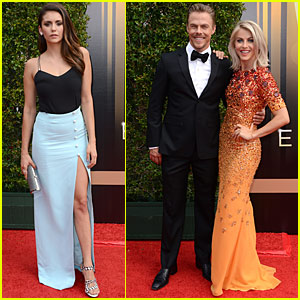 Julianne & Derek Hough Take Home Outstanding Choreography Emmy
