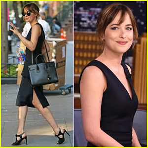 Dakota Johnson Shows Off Her Accent Skills - Watch Here!
