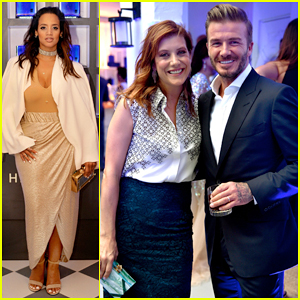 David Beckham Is 'Gracious Host' At Haig Club Launch In Miami!