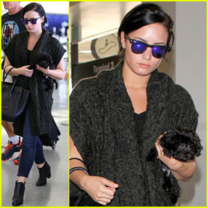 Demi Lovato's 'Confident' Video Compared to a 'High-Octane Action Film'!