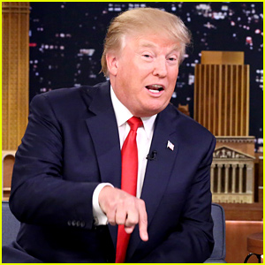 Donald Trump on 'Fallon' - Watch Him Interview Himself! (Video)