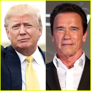 Donald Trump Reacts to Arnold Schwarzenegger's 'Apprentice' Casting!