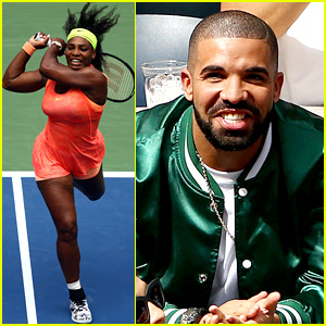 Drake Supports Serena Williams at U.S. Open Amid Dating Rumors