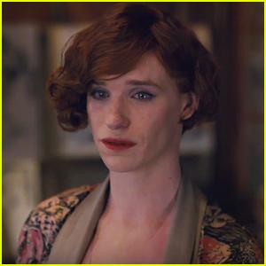 Eddie Redmayne Stars as 'The Danish Girl' in First Trailer - Watch Now!