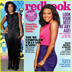 Gabrielle Union Tells 'Redbook' Mag 'Penance For Being A Career Woman Is Barrenness'