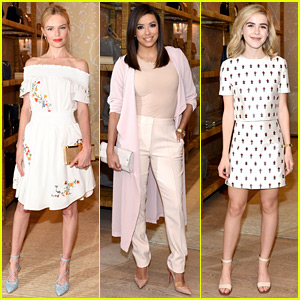 Kate Bosworth & Kiernan Shipka Are White Hot for Glamour's Women to Watch Lunch