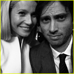 Gwyneth Paltrow & Brad Falchuk Make Their Relationship Instagram Official!