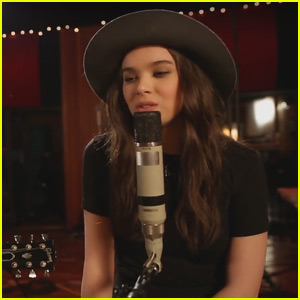 Hailee Steinfeld Puts Gorgeous Twist on 'Let It Go' By James Bay - Watch Now!