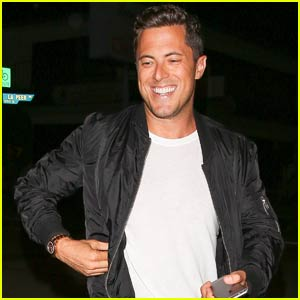Harry Morton Steps Out After Dinner Date With Britney Spears