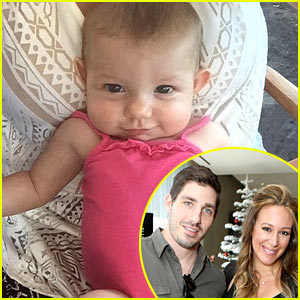 Haylie Duff Shares Adorable Photos of Baby Girl Ryan