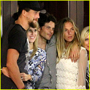 James Marsden & Singer Edei Continue to Fuel Dating Rumors