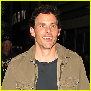 James Marsden Wanted His Stylist to Name Her Baby James