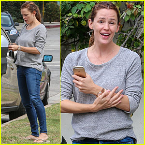 Jennifer Garner Steps Out After Doctor's Appointment With Ben Affleck