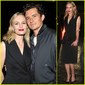 Kate Bosworth Reunites with Ex Orlando Bloom!